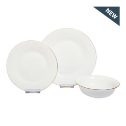 Dinnerware - Tempered Glass