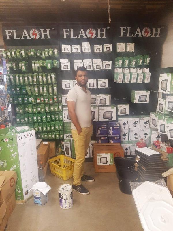 SMS Game Winner Sajik Bhaiya