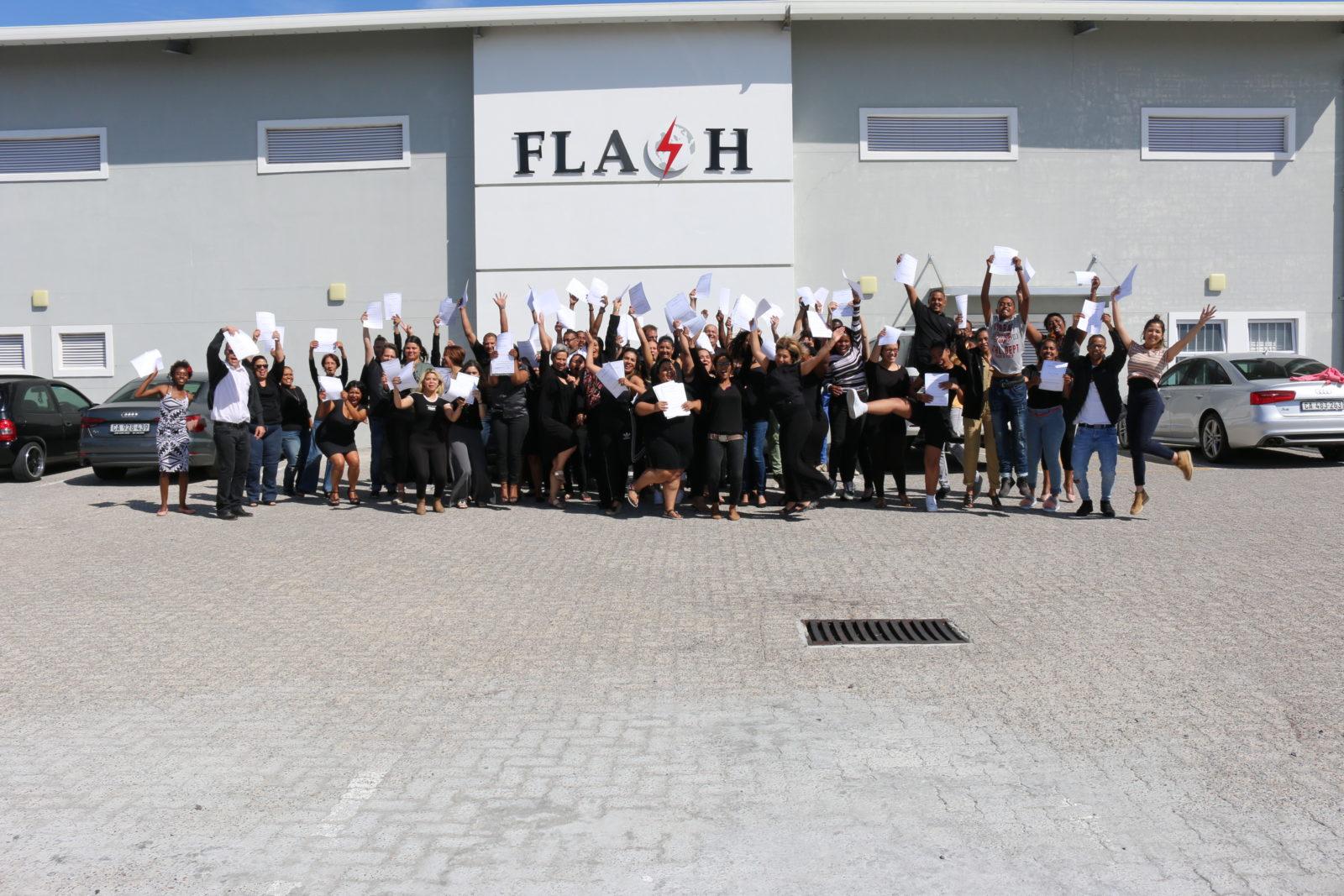 Flash Group Photo