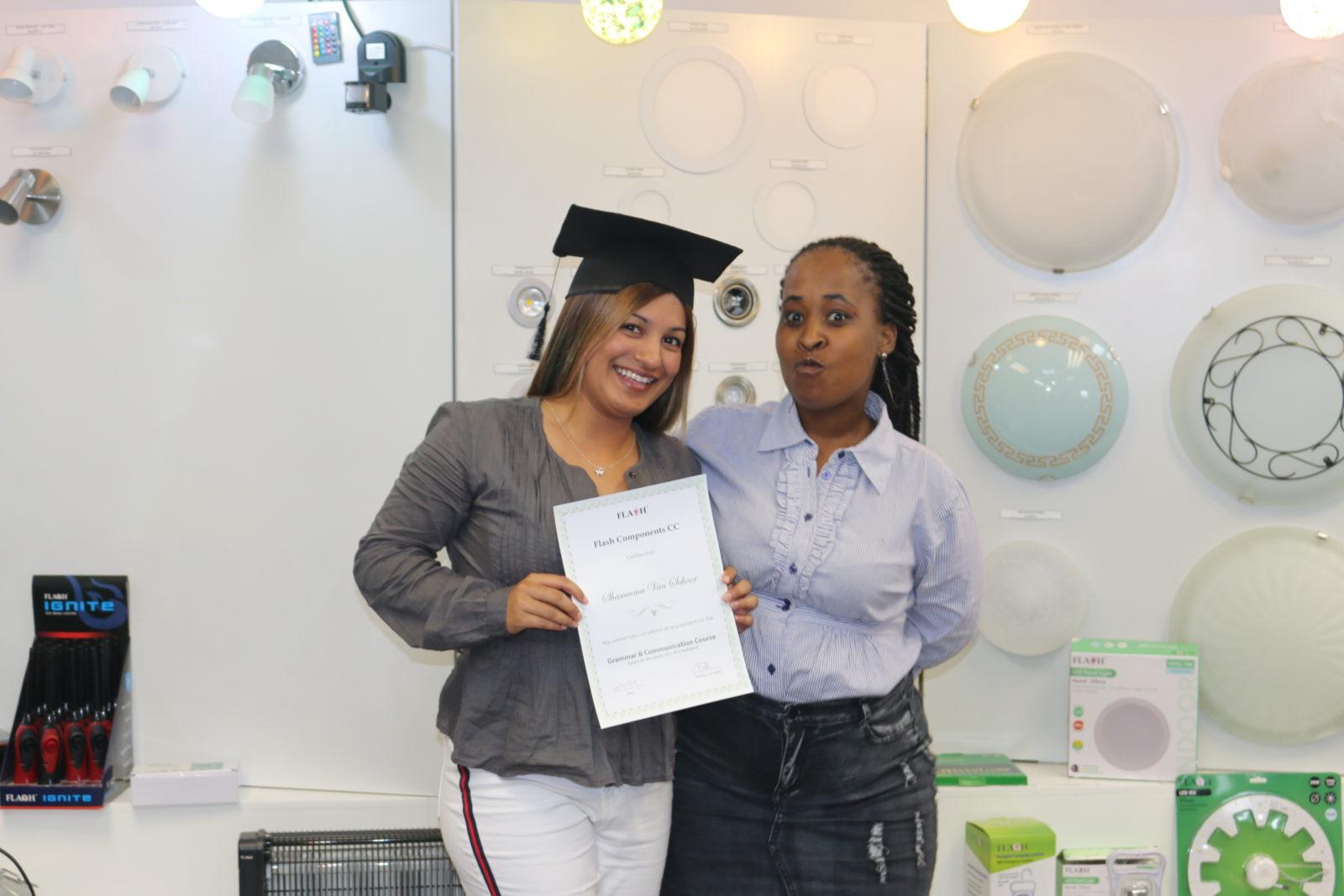 Shamz Certificate