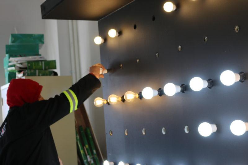 QC Lighting Testing