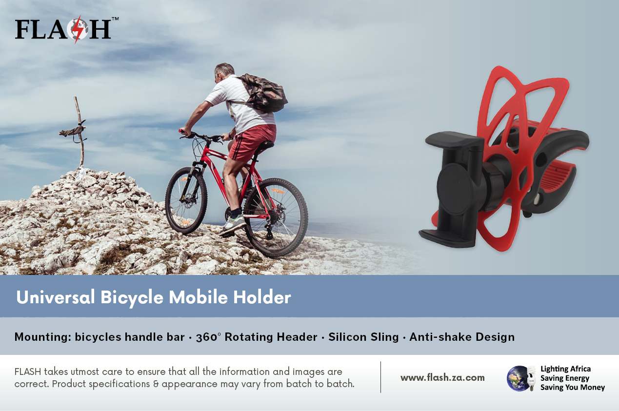 Universal Bicycle Mobile Holder