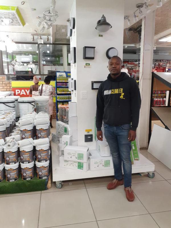 Londeka Nyalung SMS Winner
