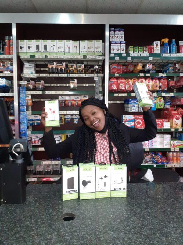Thandi Kok - SMS Game Winner