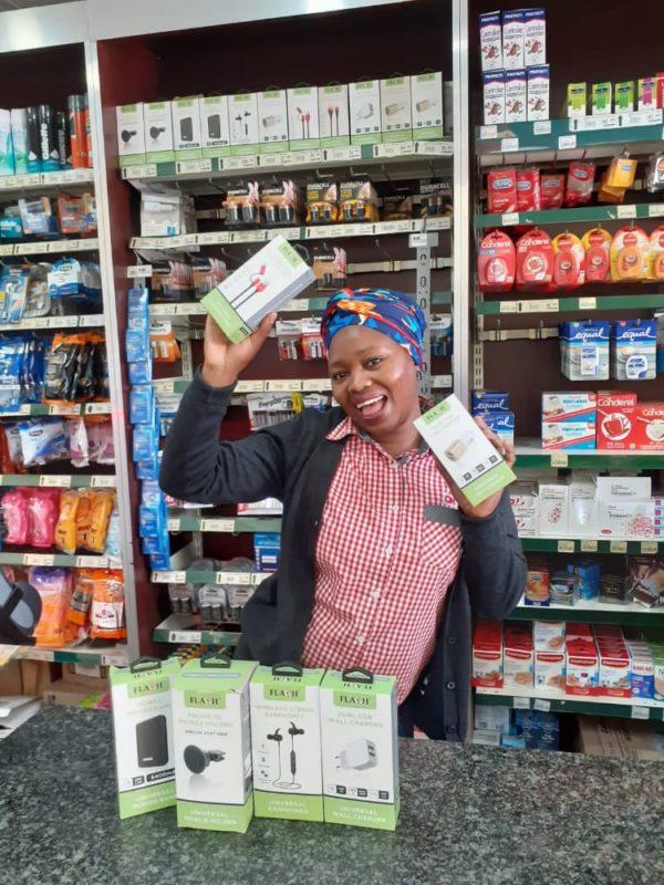 Rose Mkwanazi (OK Foods Bult Potch) SMS Game Winner