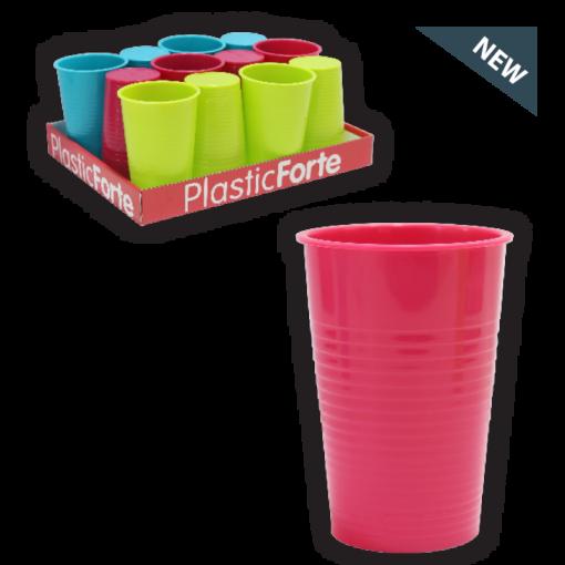 Plastic-Tumbler